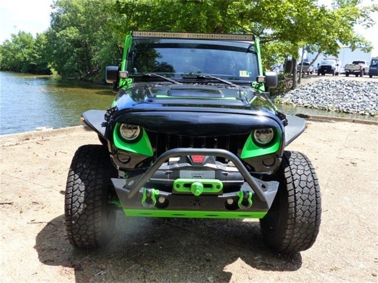 Large Picture of 2012 Wrangler Offered by GAA Classic Cars Auctions - QJGO