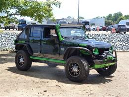 Picture of 2012 Wrangler Auction Vehicle - QJGO