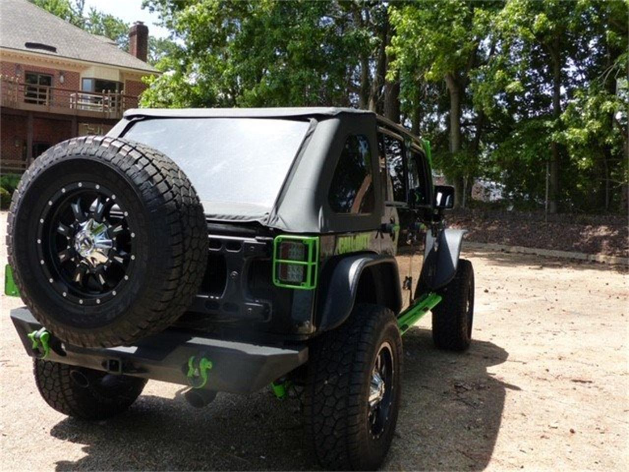 Large Picture of 2012 Jeep Wrangler located in North Carolina - QJGO