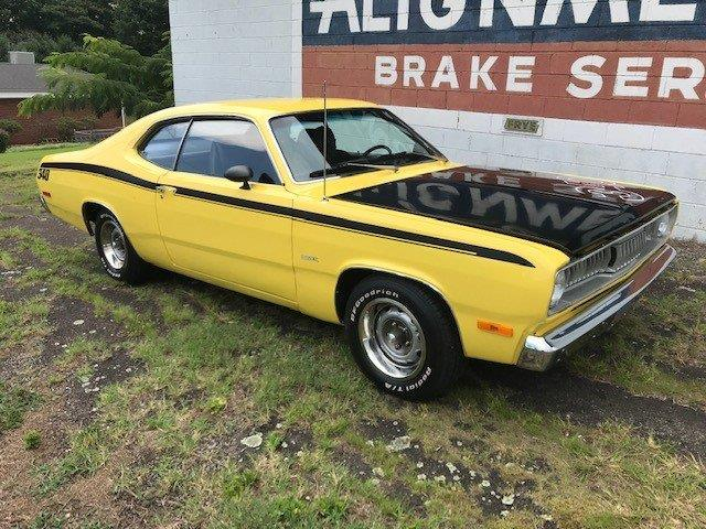 Picture of '72 Duster - QJGW