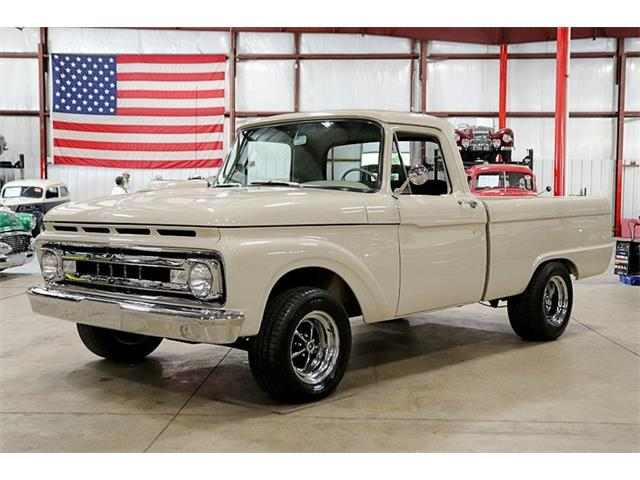 Picture of '66 F100 - QDPP