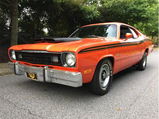 Picture of '73 Duster - QJH1