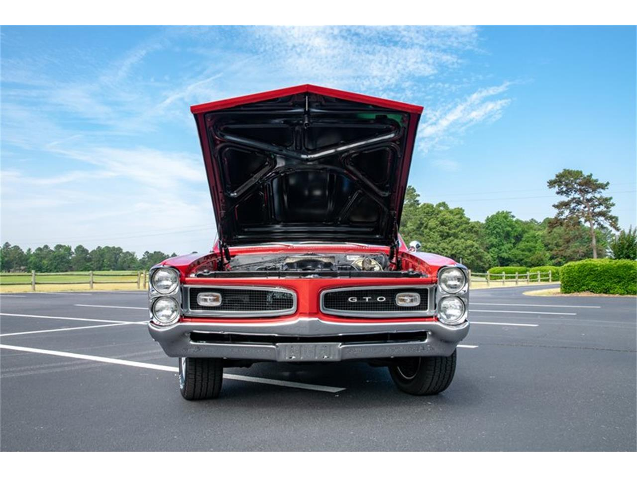 Large Picture of '66 GTO - QJHB