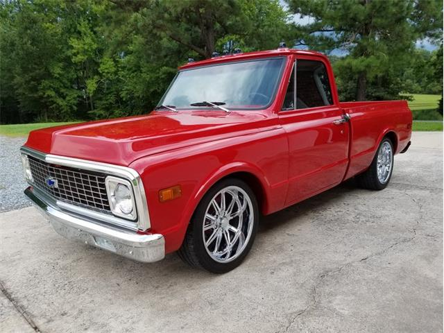 Picture of '72 Chevrolet C10 located in North Carolina Auction Vehicle Offered by  - QJHI
