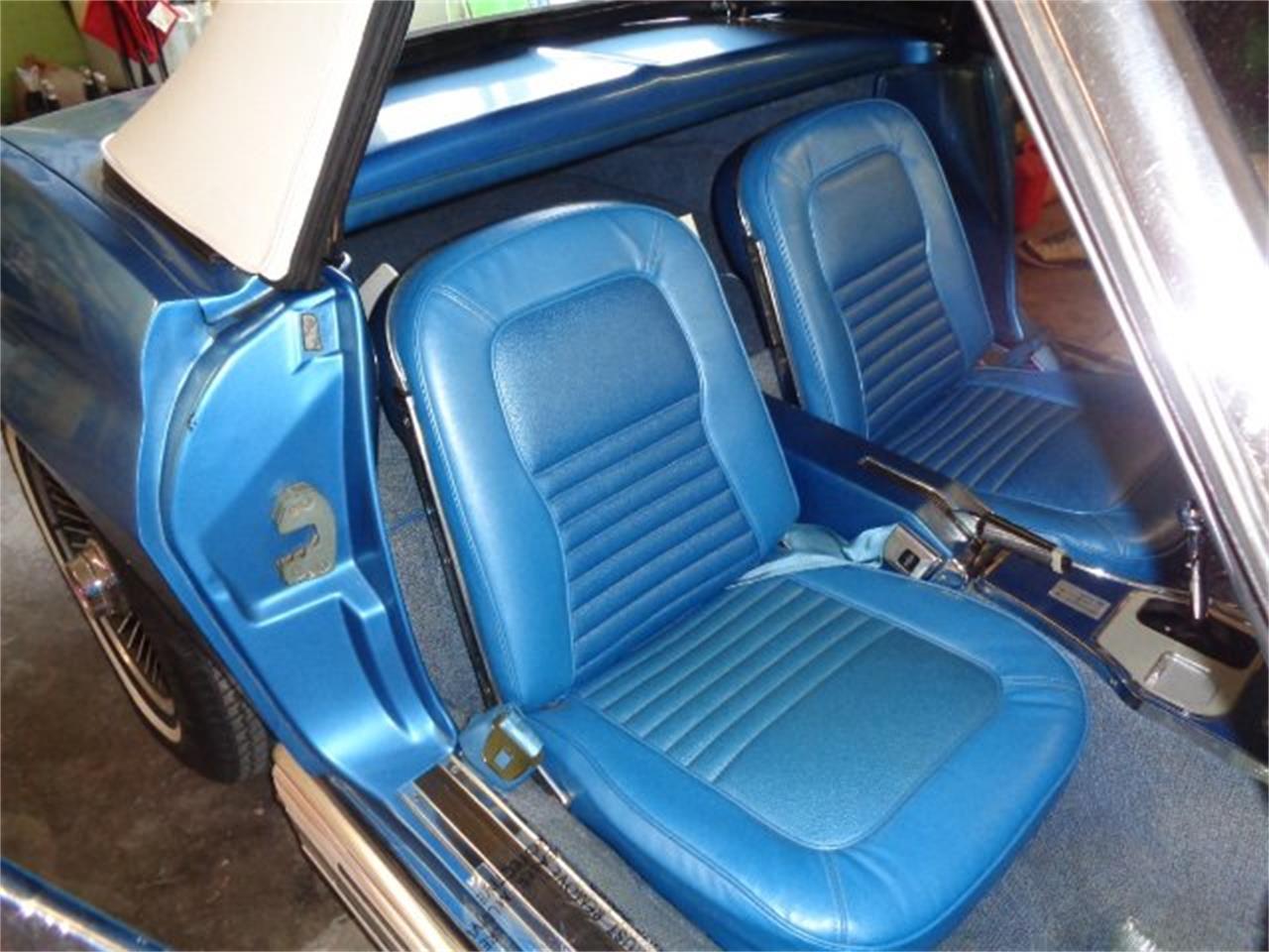 Large Picture of '67 Corvette - QJIH