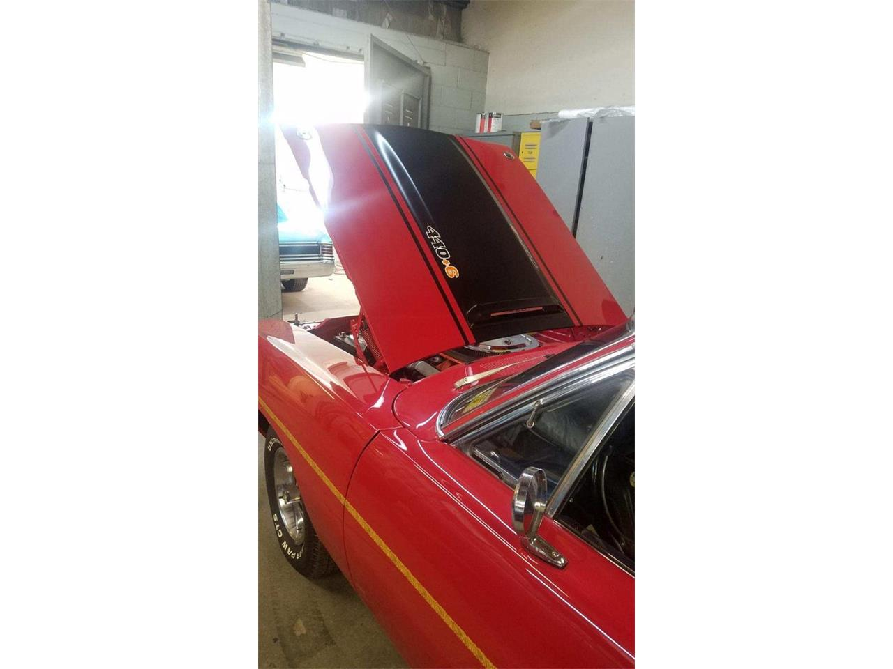 Large Picture of '70 Plymouth Road Runner located in Greensboro North Carolina Auction Vehicle - QJIQ