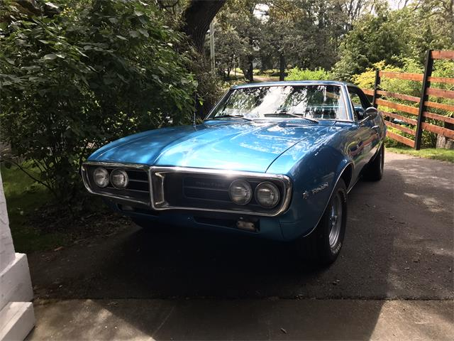 Picture of Classic 1967 Pontiac Firebird Offered by a Private Seller - QJIV