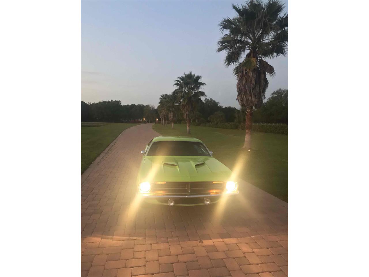 Large Picture of '70 Cuda 383 - QJIY