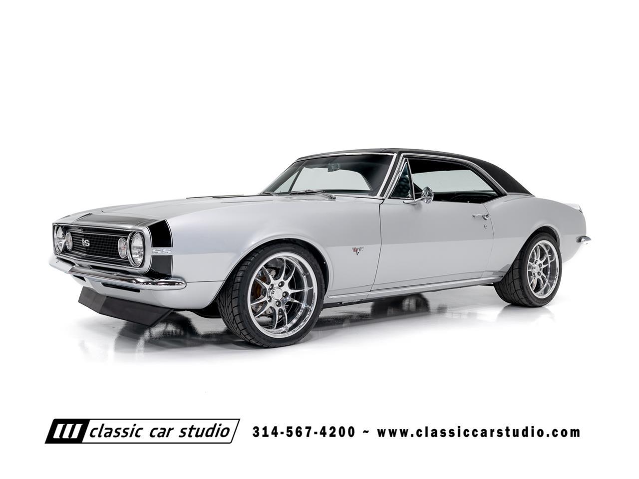 For Sale 1967 Chevrolet Camaro Ss In Saint Louis Missouri