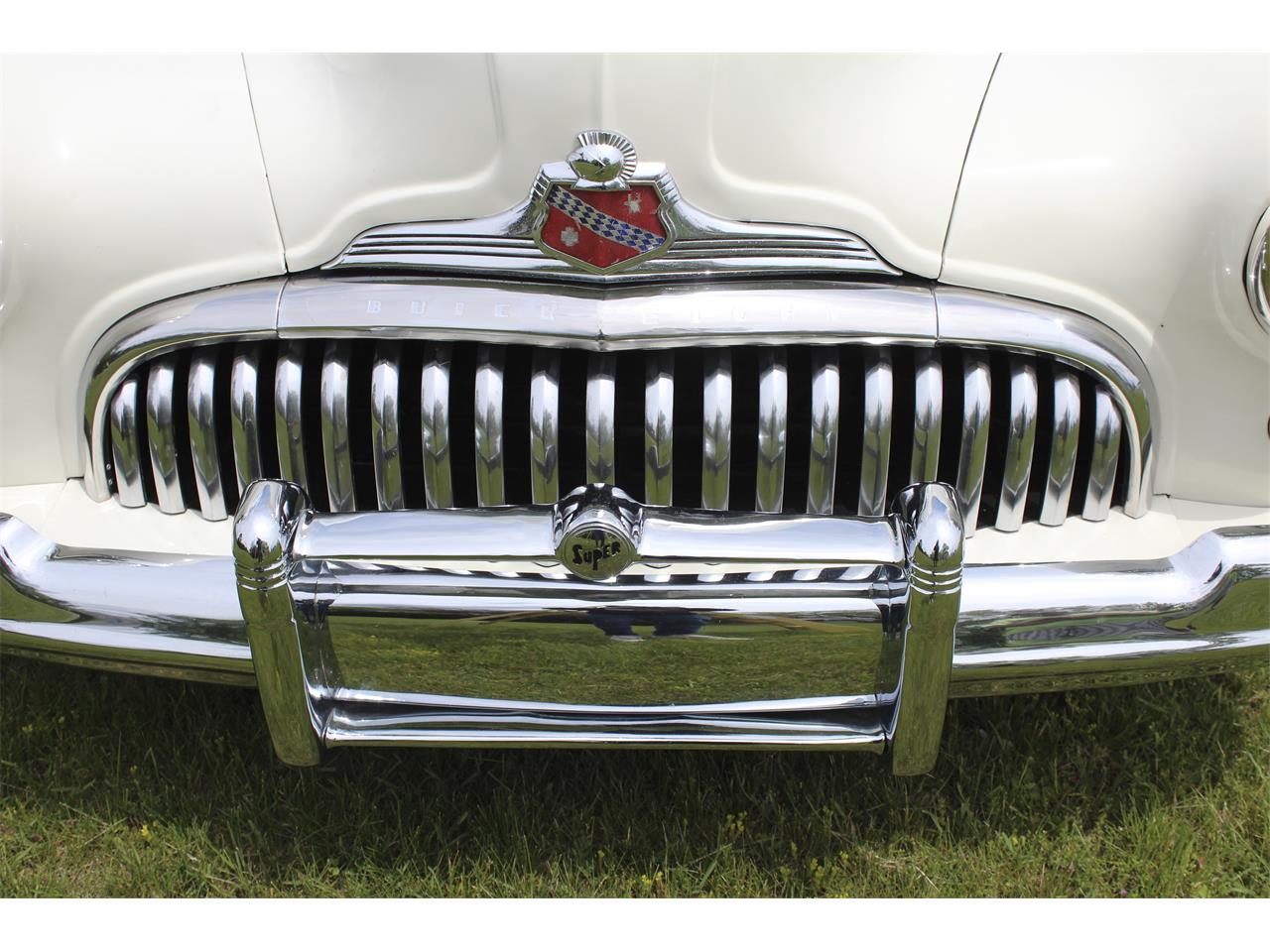 Large Picture of 1948 Buick Convertible located in Alpena Michigan - $55,000.00 Offered by a Private Seller - QJJ6