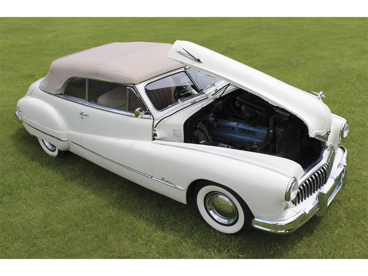 Large Picture of Classic 1948 Convertible - $55,000.00 Offered by a Private Seller - QJJ6