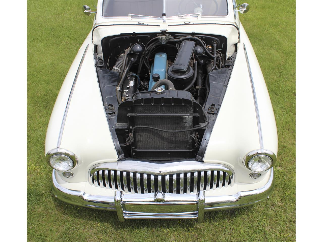 Large Picture of 1948 Buick Convertible located in Michigan Offered by a Private Seller - QJJ6