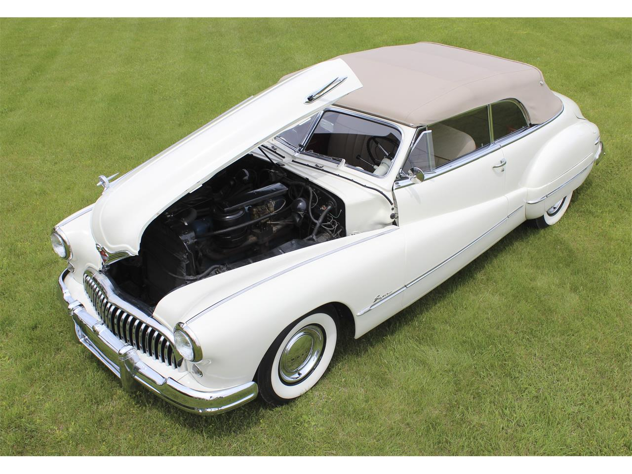 Large Picture of Classic 1948 Convertible - QJJ6