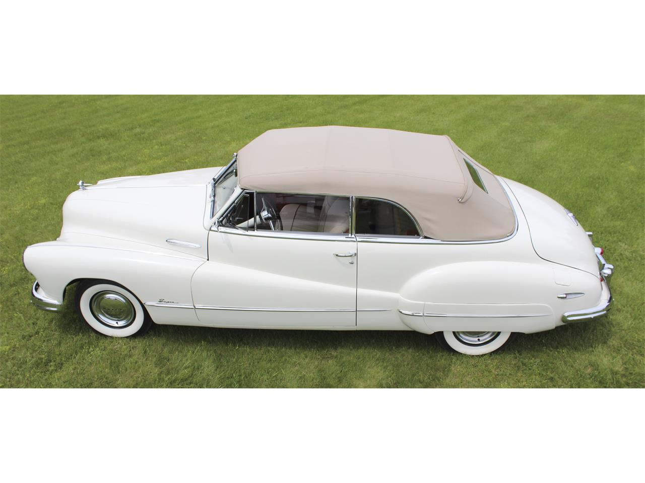 Large Picture of Classic '48 Convertible Offered by a Private Seller - QJJ6