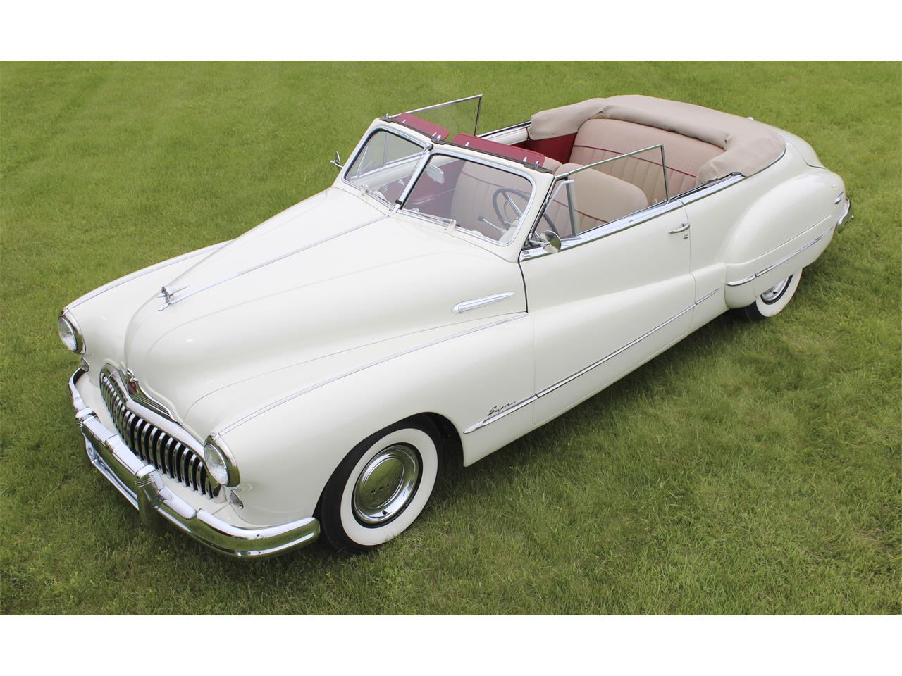 Large Picture of Classic 1948 Convertible Offered by a Private Seller - QJJ6