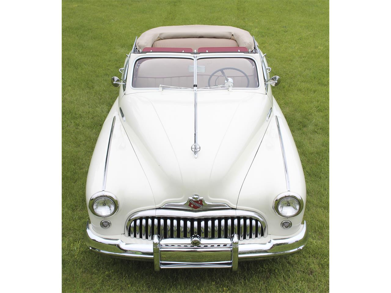 Large Picture of Classic 1948 Buick Convertible - $55,000.00 - QJJ6