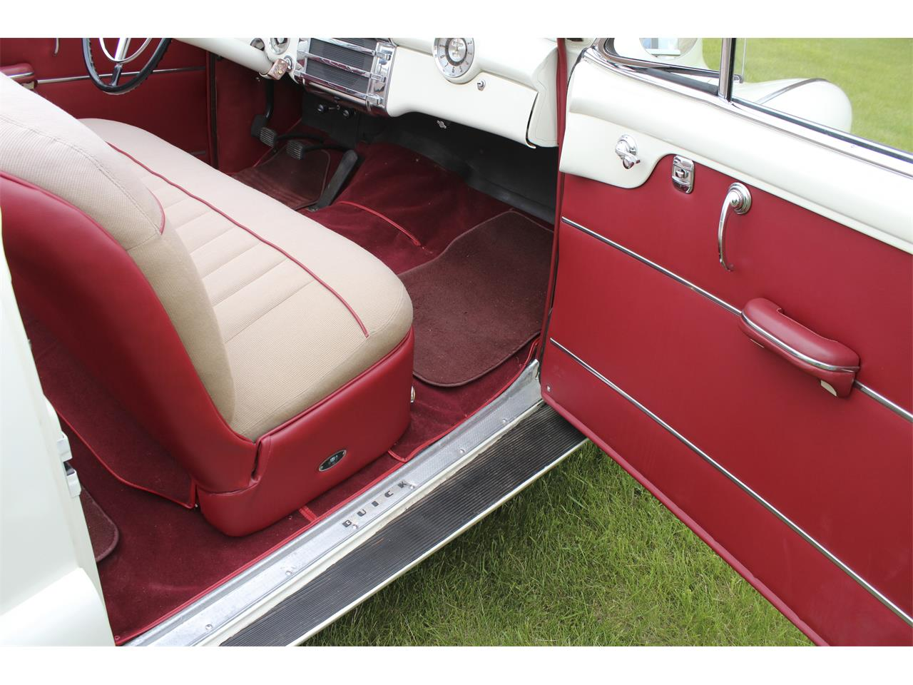 Large Picture of '48 Buick Convertible - $55,000.00 Offered by a Private Seller - QJJ6