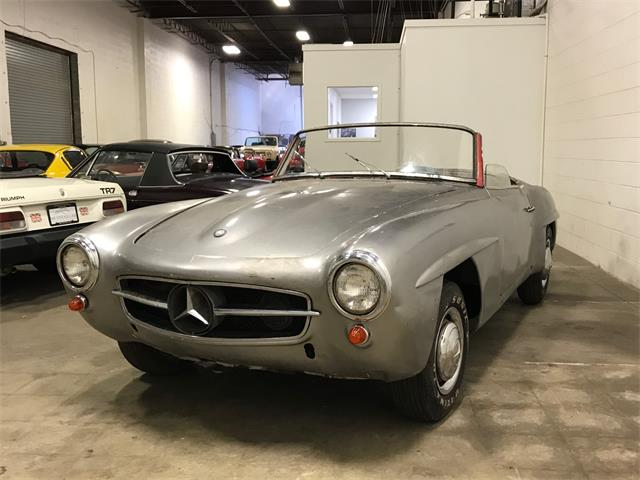 Picture of '59 190SL - QJJ8