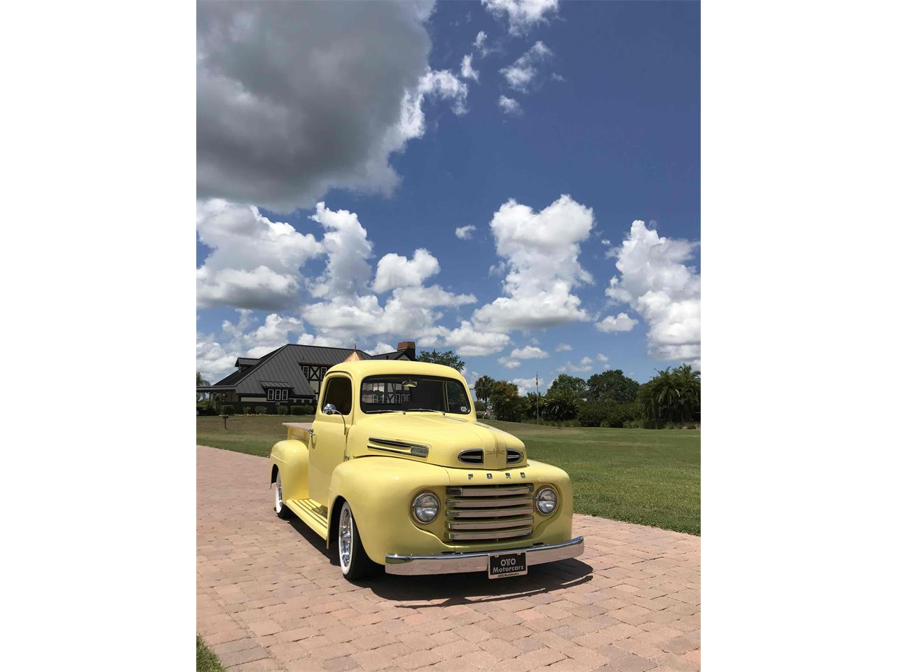 Large Picture of '48 F1 Pickup - $64,500.00 Offered by Otto Motorcars, LLC - QJJO