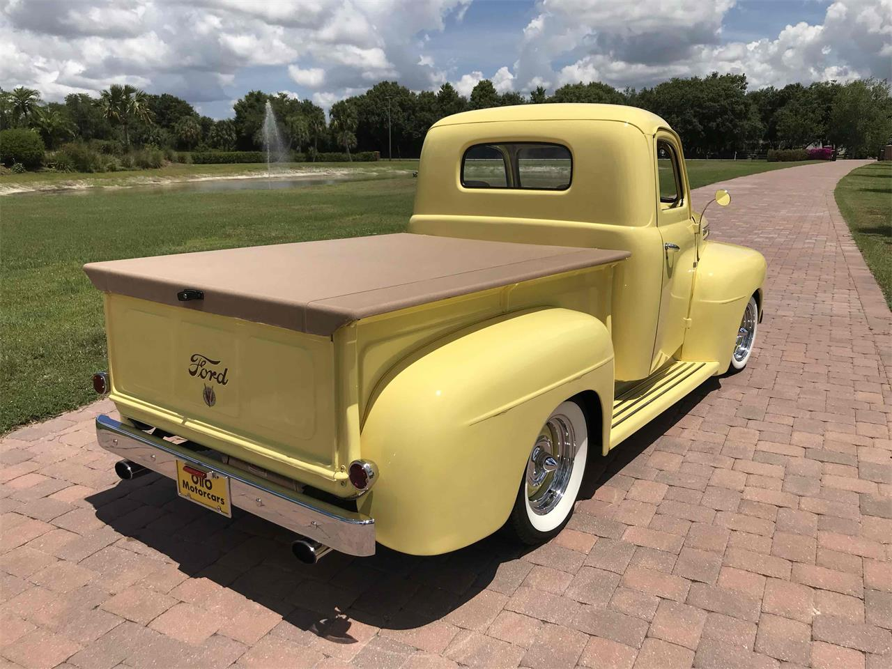 Large Picture of 1948 F1 Pickup located in Florida Offered by Otto Motorcars, LLC - QJJO