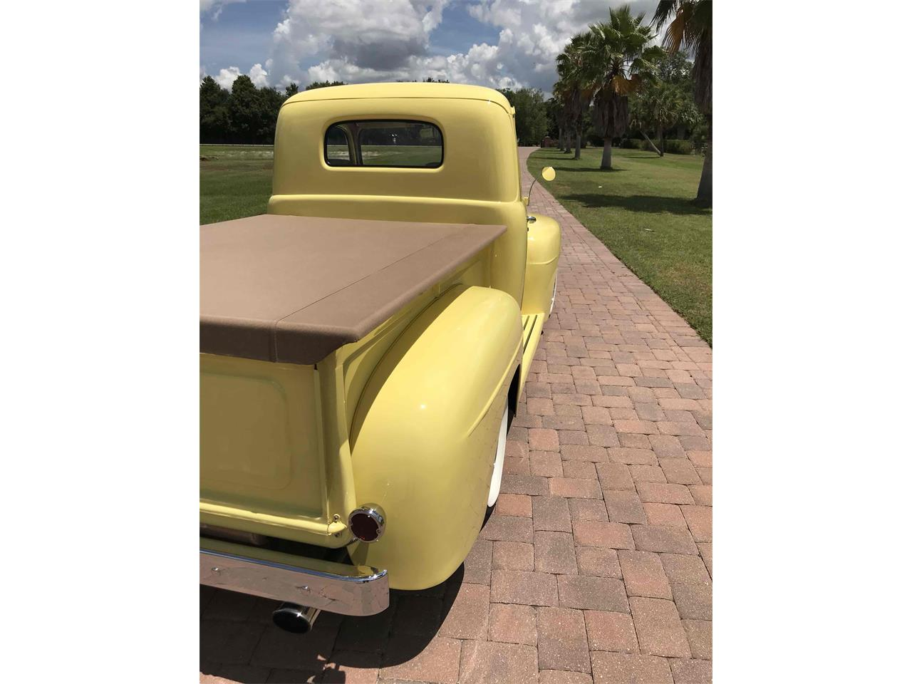 Large Picture of '48 Ford F1 Pickup located in Sarasota Florida - QJJO