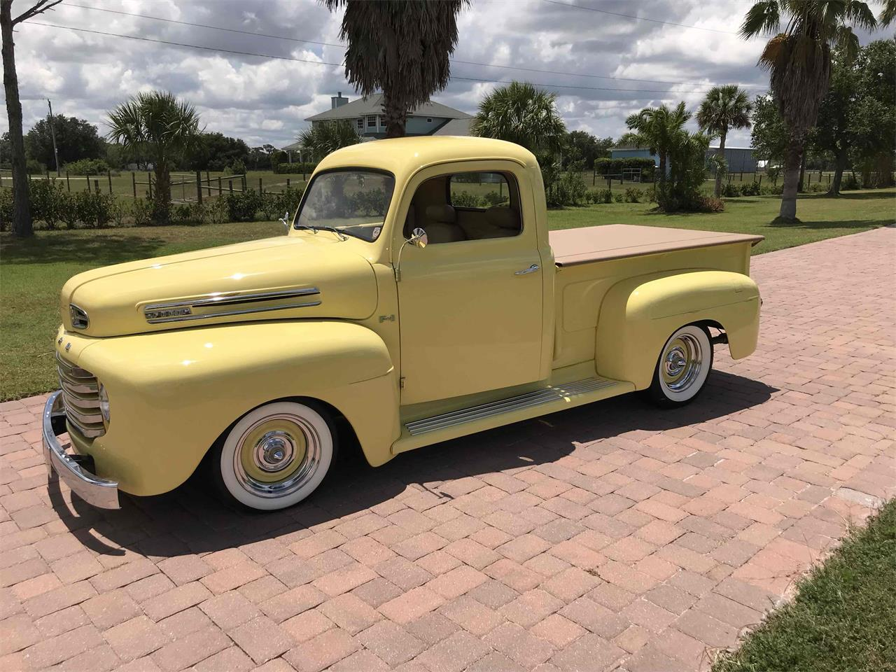 Large Picture of Classic 1948 Ford F1 Pickup - QJJO