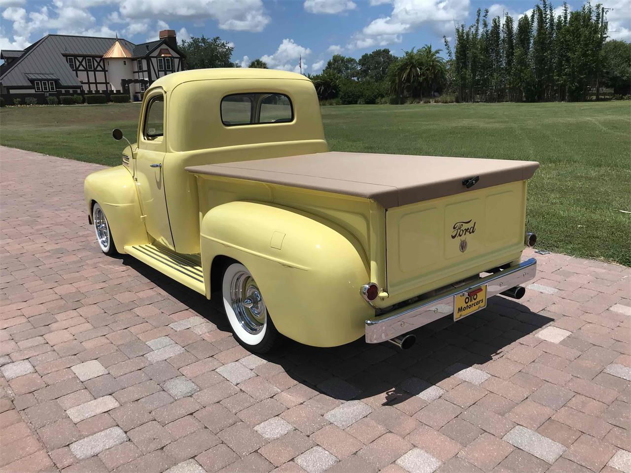 Large Picture of 1948 Ford F1 Pickup located in Florida - QJJO