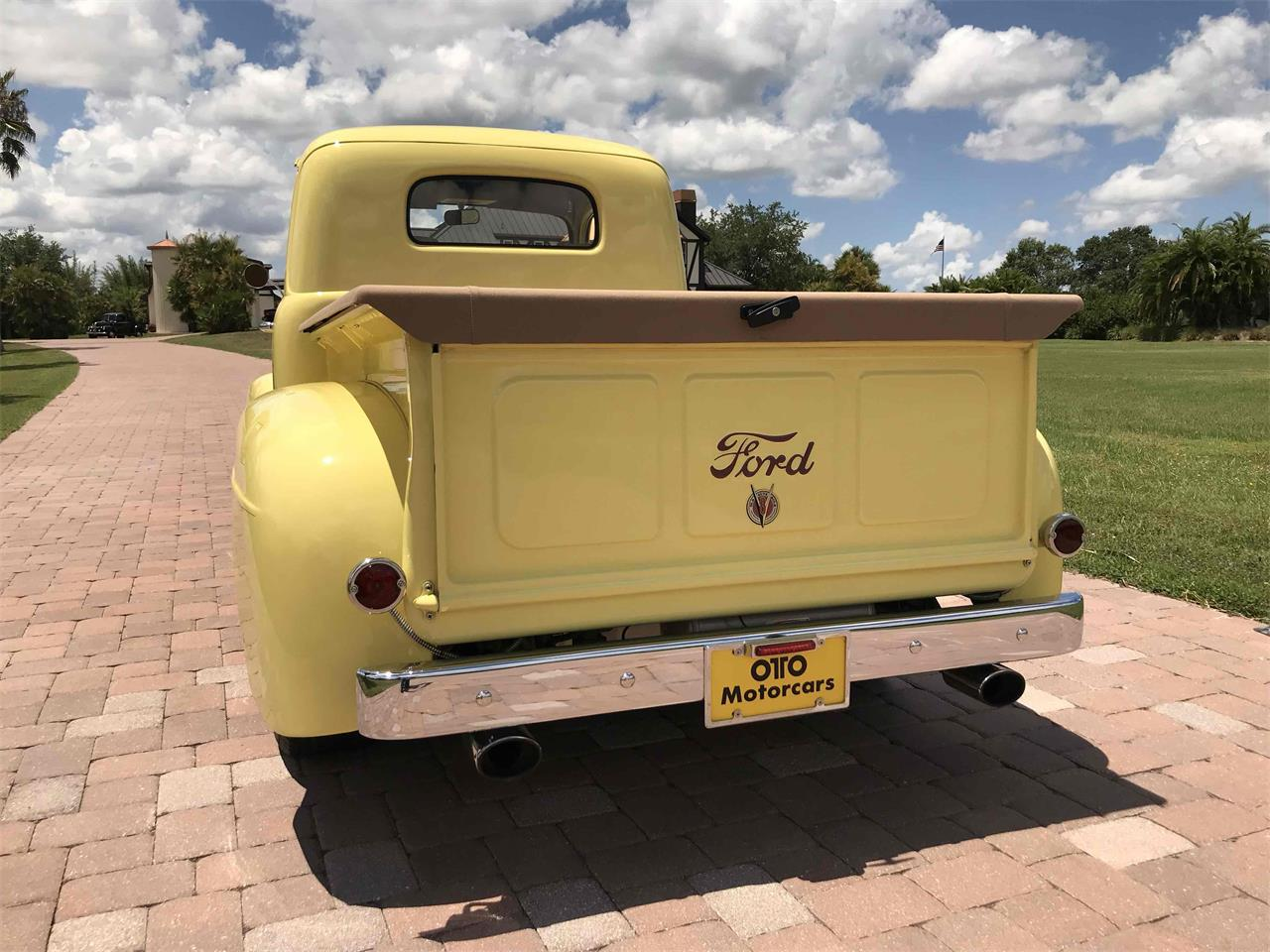 Large Picture of Classic 1948 F1 Pickup - $64,500.00 Offered by Otto Motorcars, LLC - QJJO