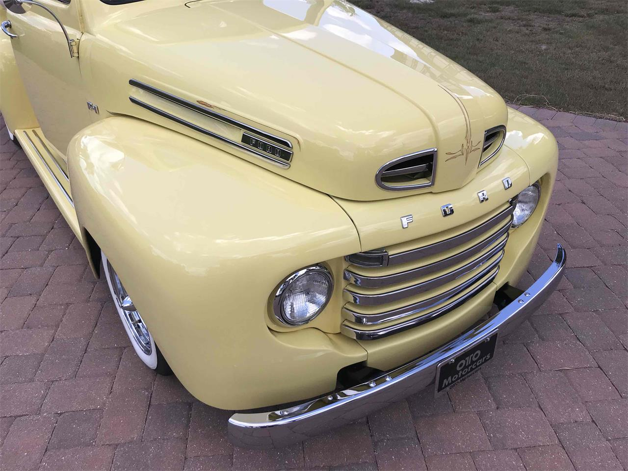 Large Picture of '48 F1 Pickup located in Sarasota Florida - QJJO