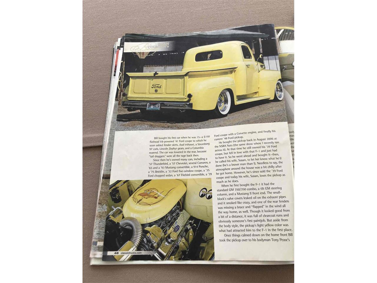 Large Picture of Classic 1948 F1 Pickup - QJJO