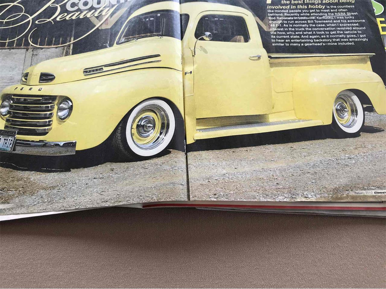 Large Picture of Classic 1948 F1 Pickup located in Sarasota Florida - $64,500.00 - QJJO