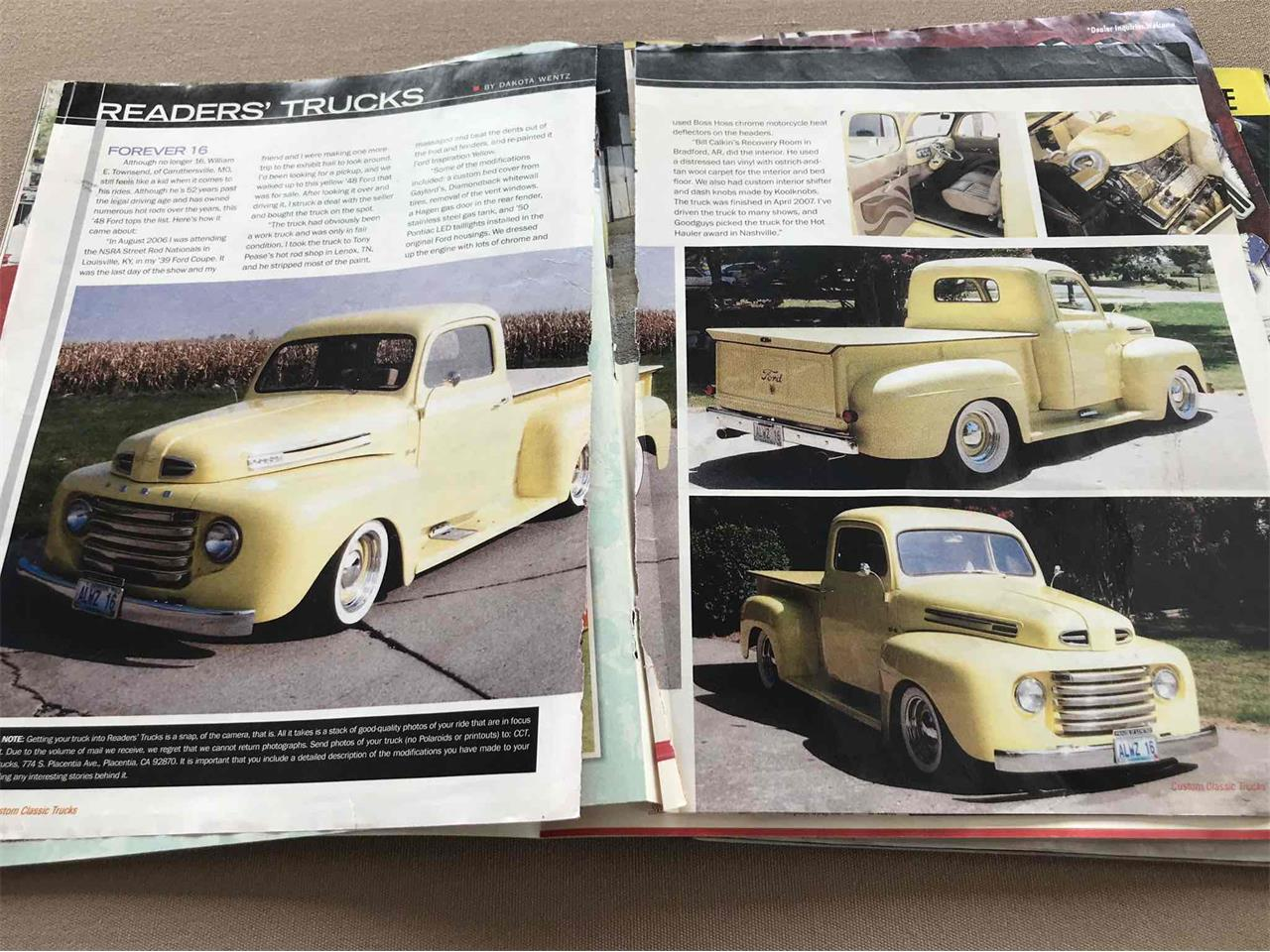 Large Picture of 1948 F1 Pickup located in Florida - QJJO