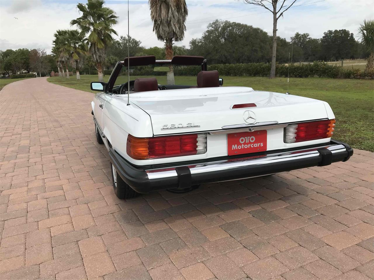 Large Picture of '89 560SL - QJJY