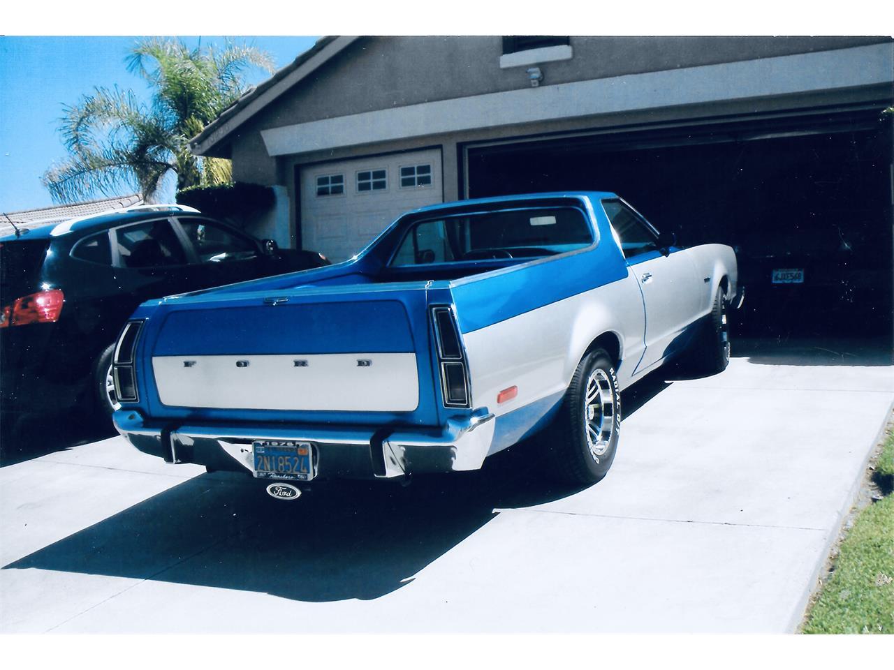 Large Picture of '78 Ranchero - QJJZ