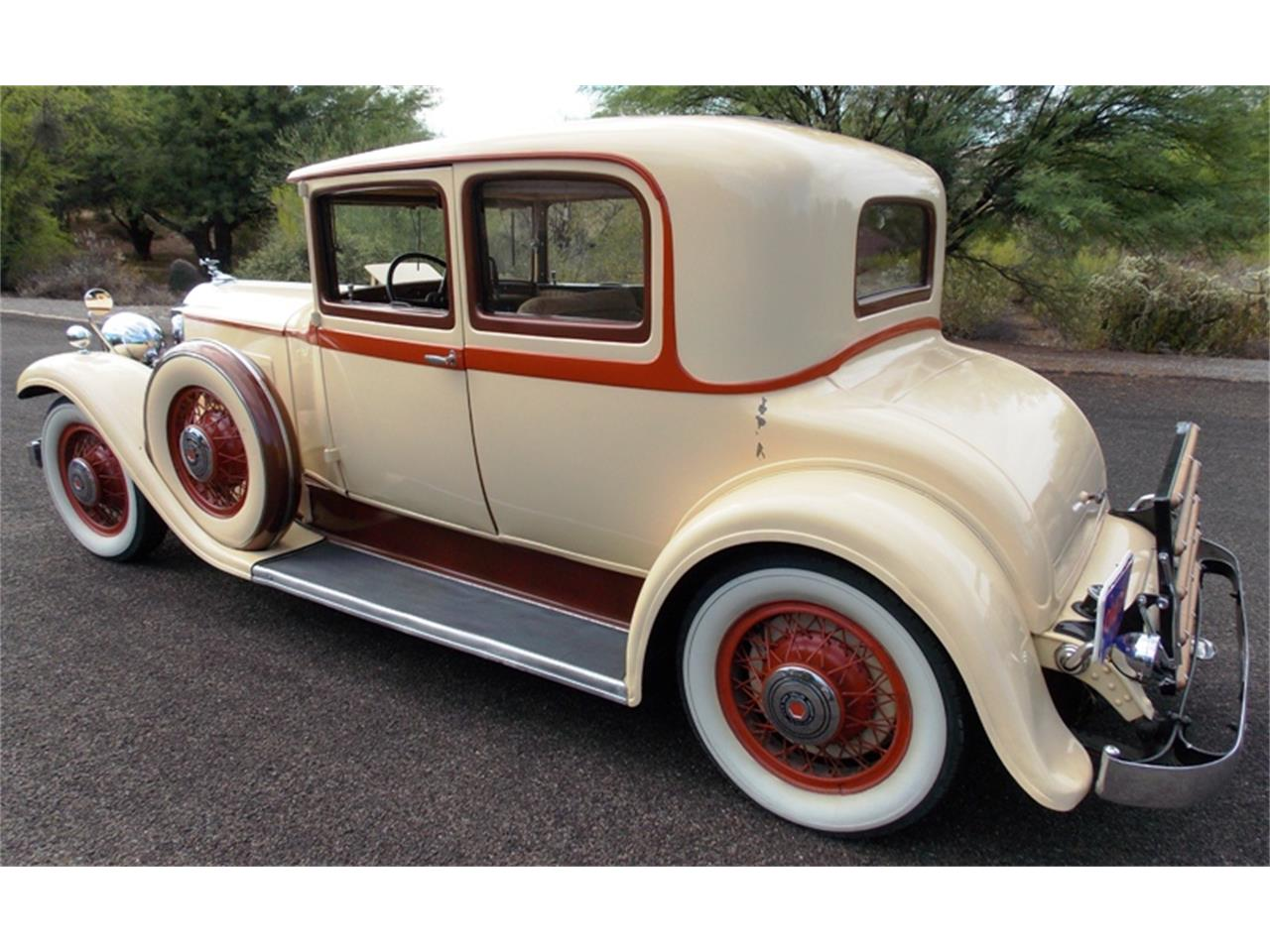 Large Picture of '31 Standard Eight - QJK3