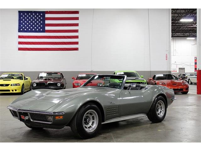 Picture of Classic 1971 Chevrolet Corvette located in Michigan - QJK8