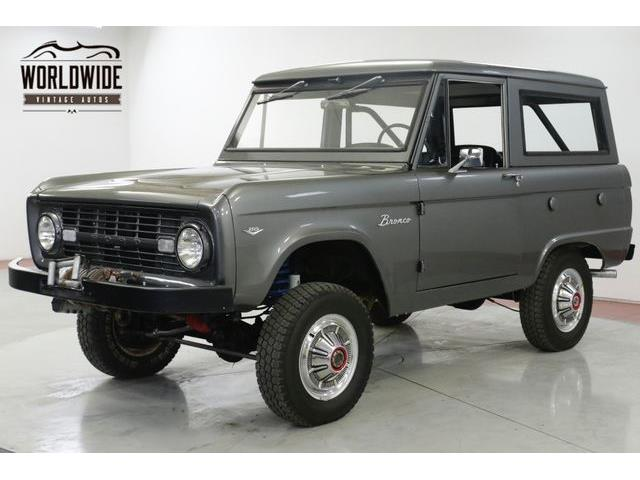 Picture of '67 Bronco - QJK9