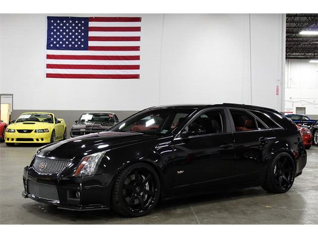 Picture of '12 CTS - QJKA