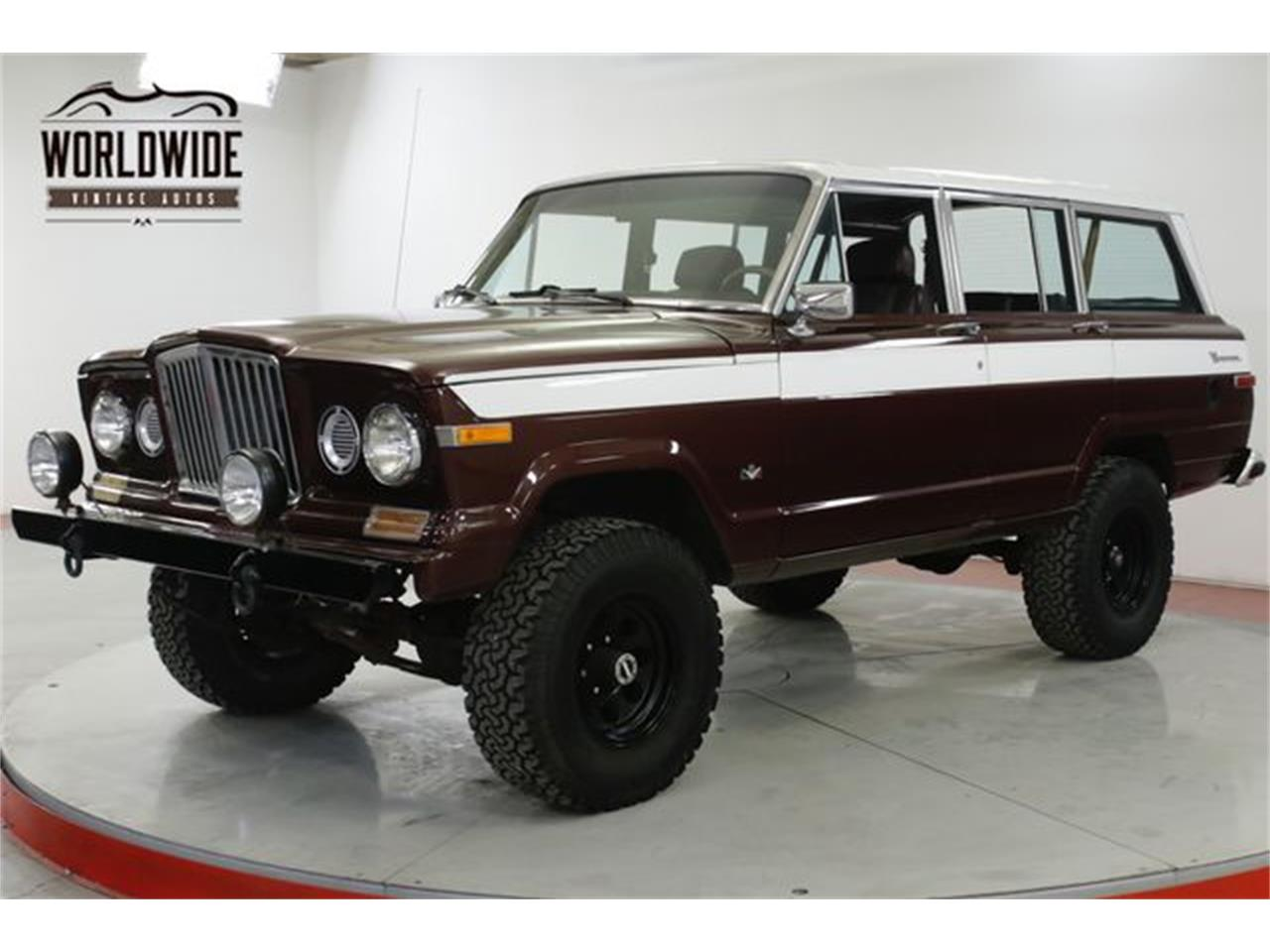Jeep Grand Wagoneer >> For Sale 1988 Jeep Grand Wagoneer In Denver Colorado