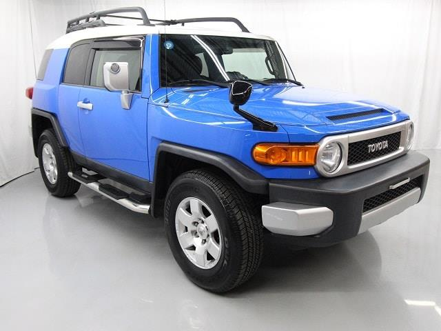 Picture of 2009 FJ Cruiser located in Christiansburg Virginia - $26,900.00 Offered by  - QJKL