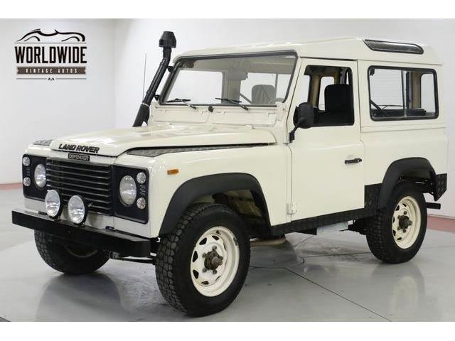 Picture of '89 Defender - QJKM
