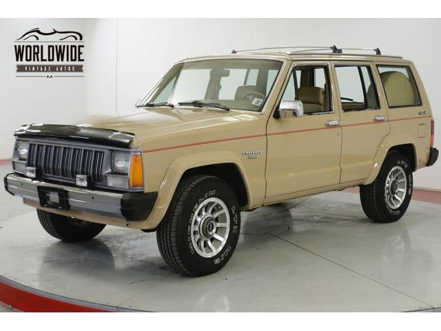 Picture of '88 Cherokee - QJKR