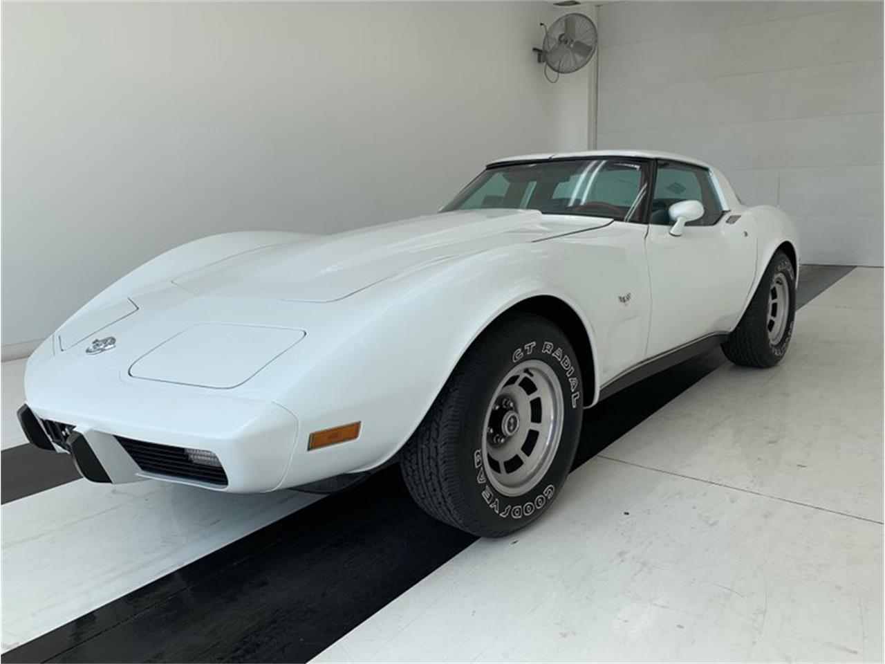 Large Picture of '78 Chevrolet Corvette located in Greensboro North Carolina Offered by GAA Classic Cars Auctions - QJKW