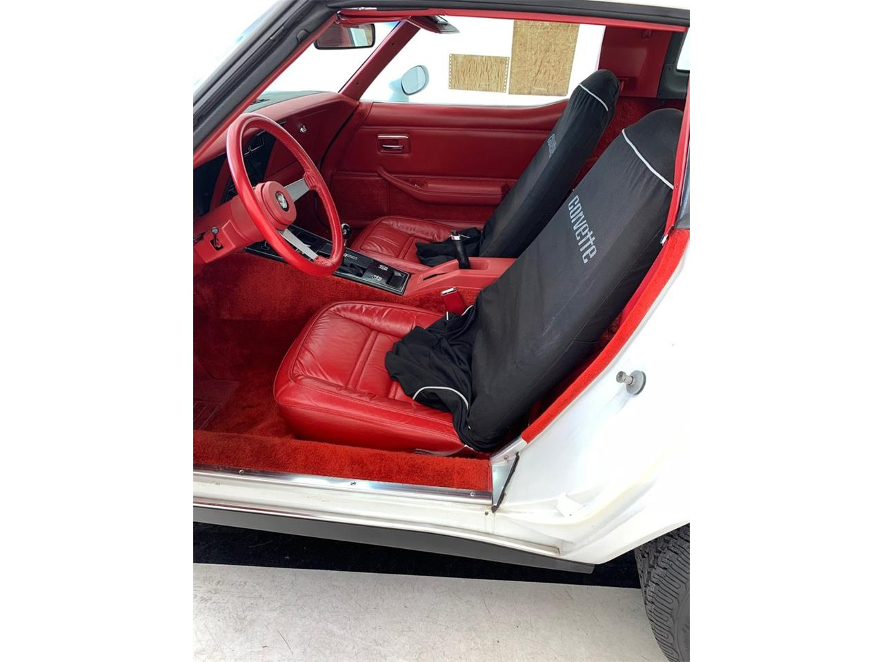 Large Picture of 1978 Corvette located in Greensboro North Carolina Offered by GAA Classic Cars Auctions - QJKW