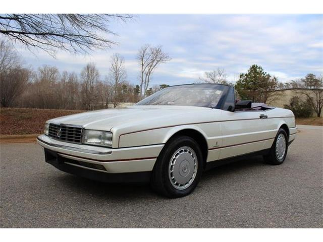 Picture of 1991 Allante located in North Carolina Auction Vehicle Offered by  - QJL0