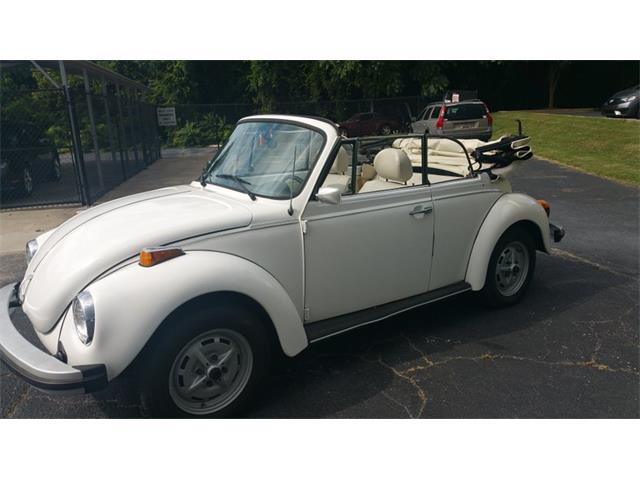 Picture of 1977 Volkswagen Beetle located in Greensboro North Carolina Auction Vehicle Offered by  - QJLB