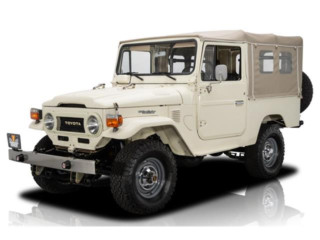 Picture of '78 Land Cruiser FJ - $89,900.00 Offered by  - QDQ6