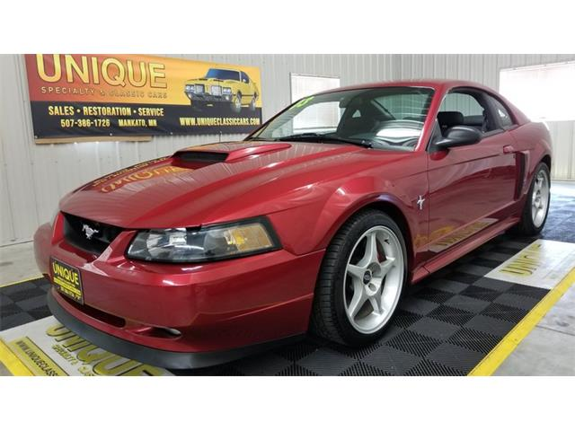Picture of '03 Ford Mustang located in Mankato Minnesota - QJLO