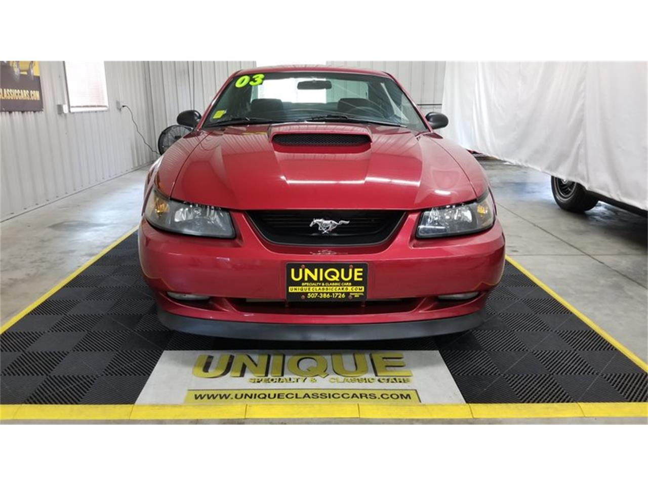 Large Picture of '03 Mustang - QJLO