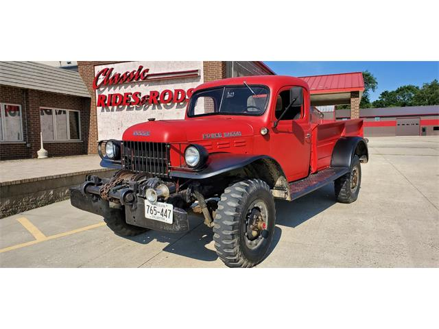 1951 to 1953 Dodge Power Wagon for Sale on ClassicCars com on